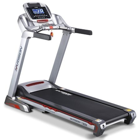 electric folding treadmill