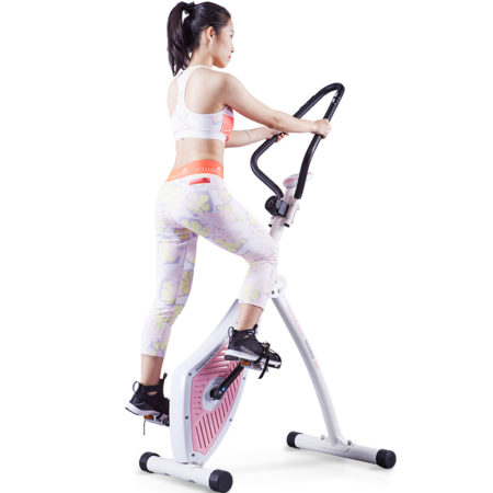 harison folding exercise bike