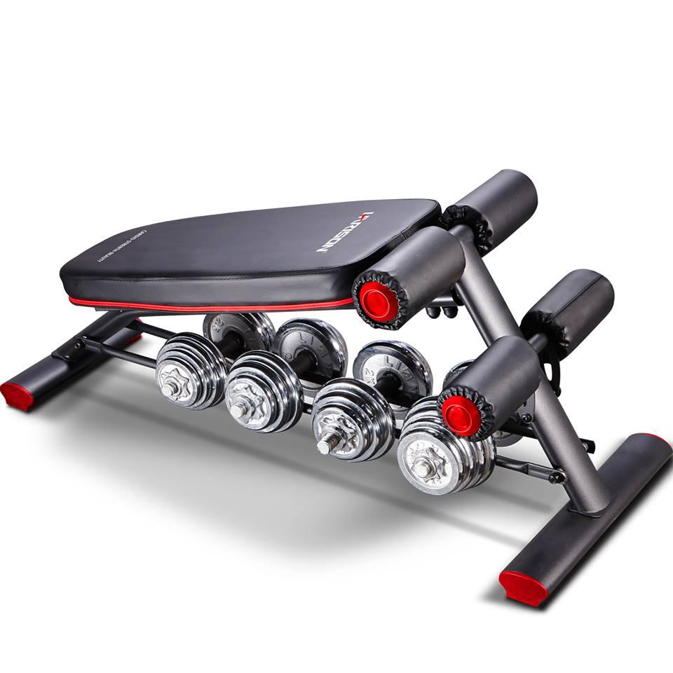 Brilliant Harison 607 The Adjustable Weight Bench For Home Use Creativecarmelina Interior Chair Design Creativecarmelinacom