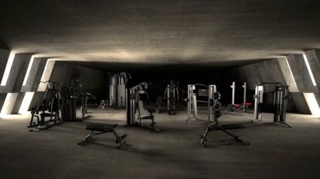 harison strength machines