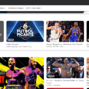 free sport live steaming site