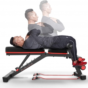 Power Tower harison utility exercise weight bench