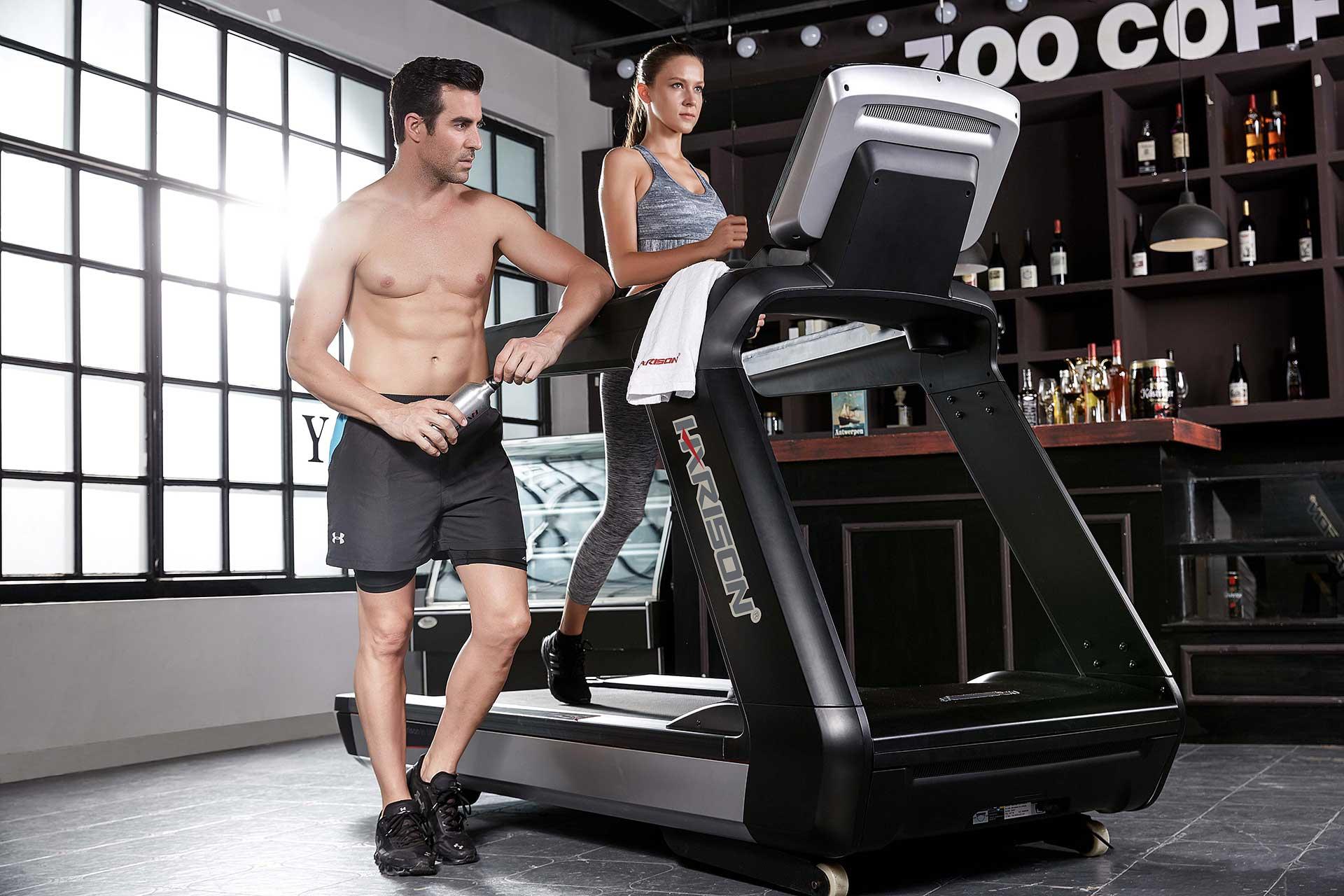 HARISONFITNESS treadmill exercise bike elliptical rowing machine recumbent bike