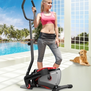 Mini Elliptical Machine Trainer for Home Workout harison fitness