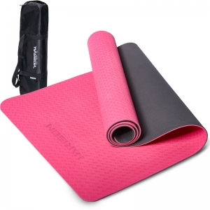 harisonfitness Pro Yoga Mat Eco Friendly Exercise Workout Mat