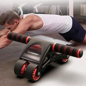 HARISONFITNESS Ab Roller Wheel for Core Abdominal Exercise